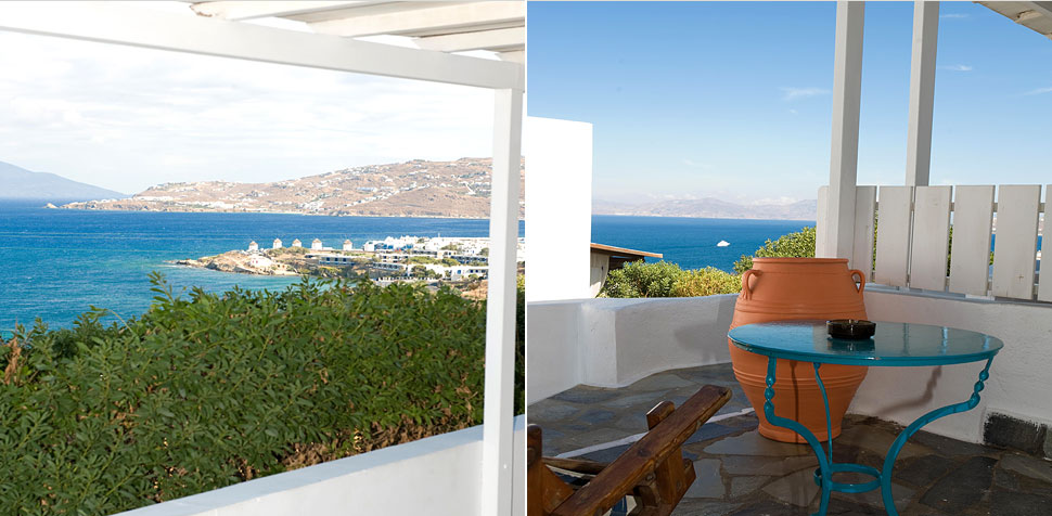 Angelika Apartments Rooms Studios, Mykonos Island